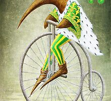 Bicycle by ambientdreams