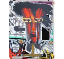 red shaman iPad Case/Skin
