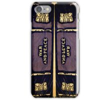 """War and Peace"" (A) iPhone Case/Skin"