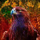 Golden Eagle by Keri Harrish