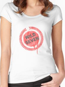Wild Seven Women's Fitted Scoop T-Shirt
