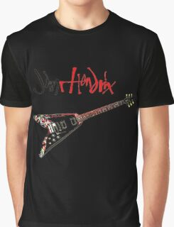 jimmy hendrix Graphic T-Shirt