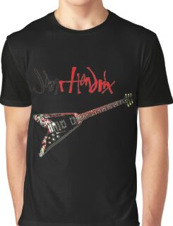 jimmy hendrix Graphic T-Shirt