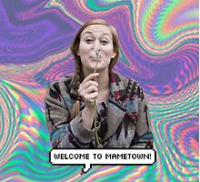Mamrie Hart - Welcome To MameTown by keybumkey