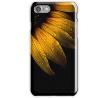 Backyard Flowers 28 Sunflower iPhone Case/Skin