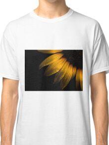 Backyard Flowers 28 Sunflower Classic T-Shirt