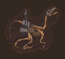 Fossil-Rider Redux by Dan Camilleri
