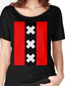 Amsterdam wapen Women's Relaxed Fit T-Shirt