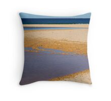 North Curl Curl Throw Pillow
