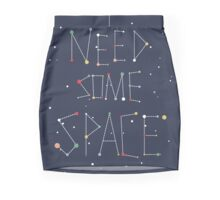 I Need Some Space Pencil Skirt