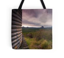 Glasshouse View Tote Bag