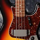 Guitar Fender Jazz Bass by CaseBase