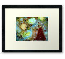 Chimney Stack Framed Print