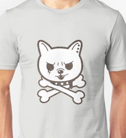 Cute Rocker Puppy Unisex T-Shirt
