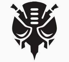 Predacon Logo (Black) by Clinkz