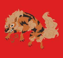 Foo Dog Arcanine by Albatrossed