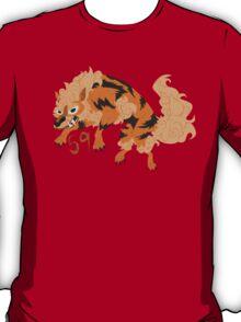 Foo Dog Arcanine T-Shirt