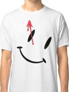 Watchmen Button Classic T-Shirt