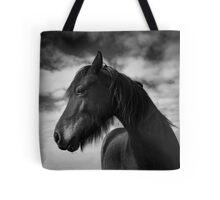 Wind Swept (Horse 1-5609/2) Tote Bag