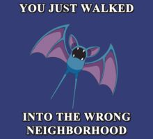 Zubats... Zubats Everywhere by Jolteon