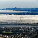 Fog over Dublin by Irish-Nostalgia