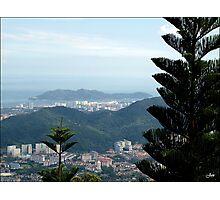 Penang Hill. Photographic Print