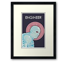 Engineer (Prometheus) Framed Print