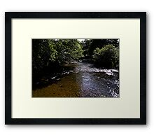 Where East meets West Framed Print