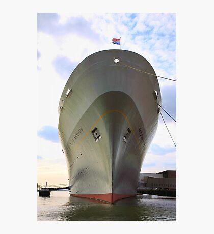 SS Rotterdam Photographic Print