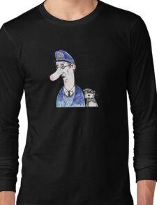 Post Person Patrick Long Sleeve T-Shirt