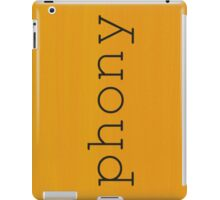 Oil - Phony Graphic iPad Case/Skin