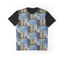 Barcelona T-Shirt Graphic T-Shirt