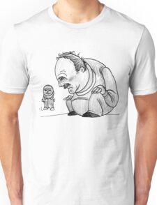 Just a little frend Unisex T-Shirt