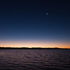 Lake Macquarie sunset by LeahK