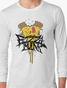 Pizza Punk Long Sleeve T-Shirt