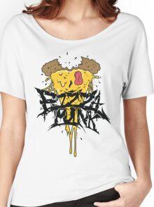 Pizza Punk Women's Relaxed Fit T-Shirt