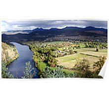 River Derwent  Poster