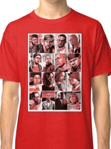 The Barksdale Crew - The Wire Classic T-Shirt