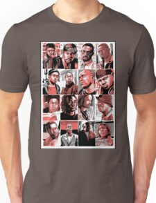 The Barksdale Crew - The Wire Unisex T-Shirt