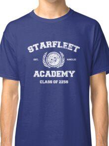 Starfleet Acadmey Class of 2258 - WHT Classic T-Shirt