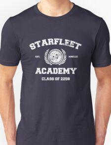 Starfleet Acadmey Class of 2258 - WHT T-Shirt
