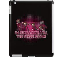 Turdblossom iPad Case/Skin