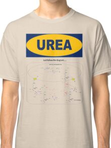 Urea: The Diagram takes the Piss Classic T-Shirt