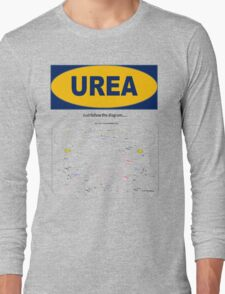 Urea: The Diagram takes the Piss Long Sleeve T-Shirt