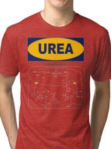 Urea: The Diagram takes the Piss Tri-blend T-Shirt