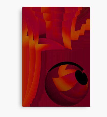 Online 6 Canvas Print
