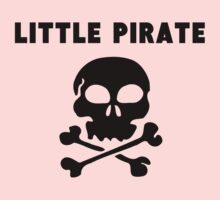 Little Pirate One Piece - Long Sleeve