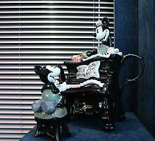 Novelty Teapots and Milk Jugs by Marilyn Harris