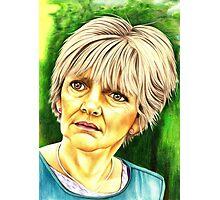 Jean Slater - Eastenders Photographic Print