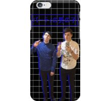 Dan and Phil - Party Boys iPhone Case/Skin
